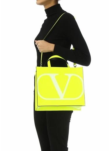 Valentino Garavani Omuz Çantası Sarı